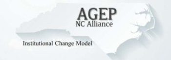 AGEP-NC Institutional Change Model
